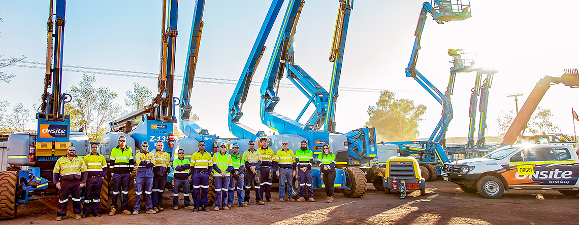 Onsite Rental Group win $30m Rio Tinto contract