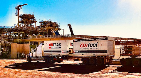Onsite provides ONTOOL toolstores to most of Australia's leading resource and mining sectors
